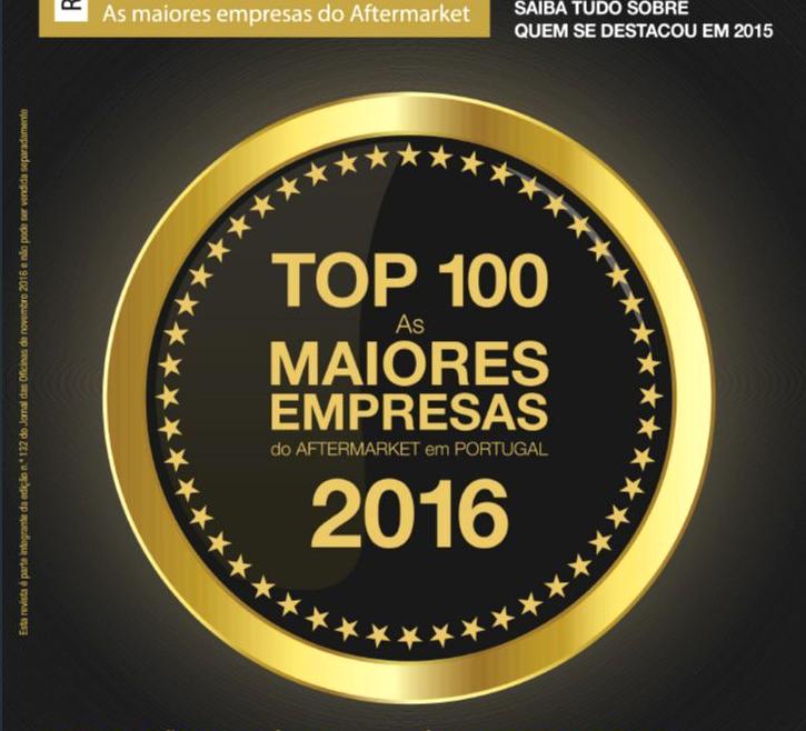 Top 100 Maiores Empresas de Aftermarket