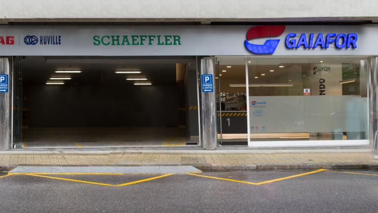 Nova loja Porto